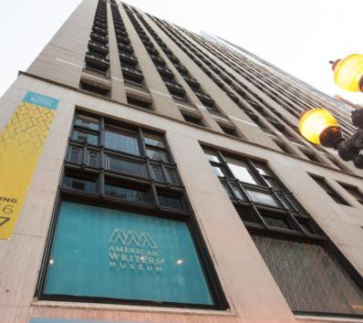 American Writers Museum named one of 15 best museums in Chicago