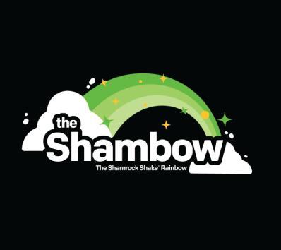 The Shambow - The Shamrock Shake Rainbow