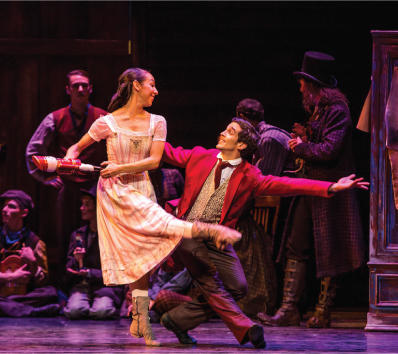 Christopher Wheeldon forges a 'Nutcracker' that dreams for Chicago