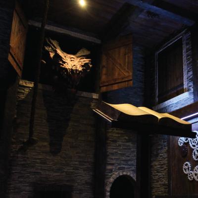 Dragos Castle