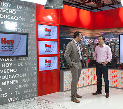Hoy Broadcast Studio
