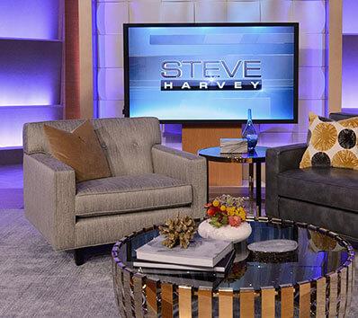 Steve Harvey Show Set