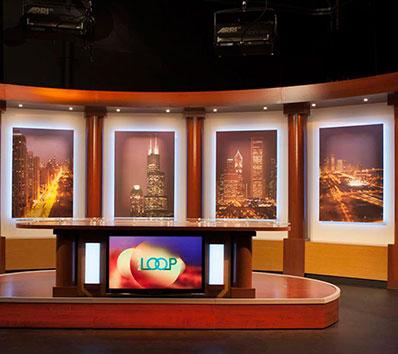 WYCC PBS – Chicago set