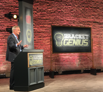Bracket Genius Game Show Set