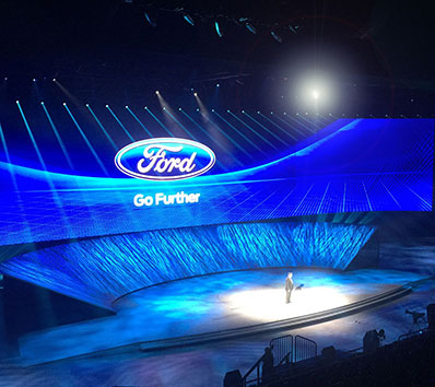 Ford Press Reveal 2015
