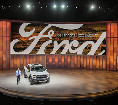 Ford Press Reveal 2016