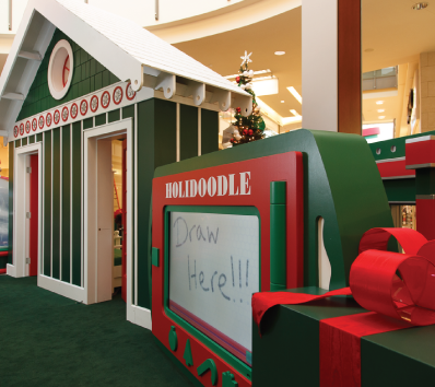 Robinson Mall Holiday Photography Experience