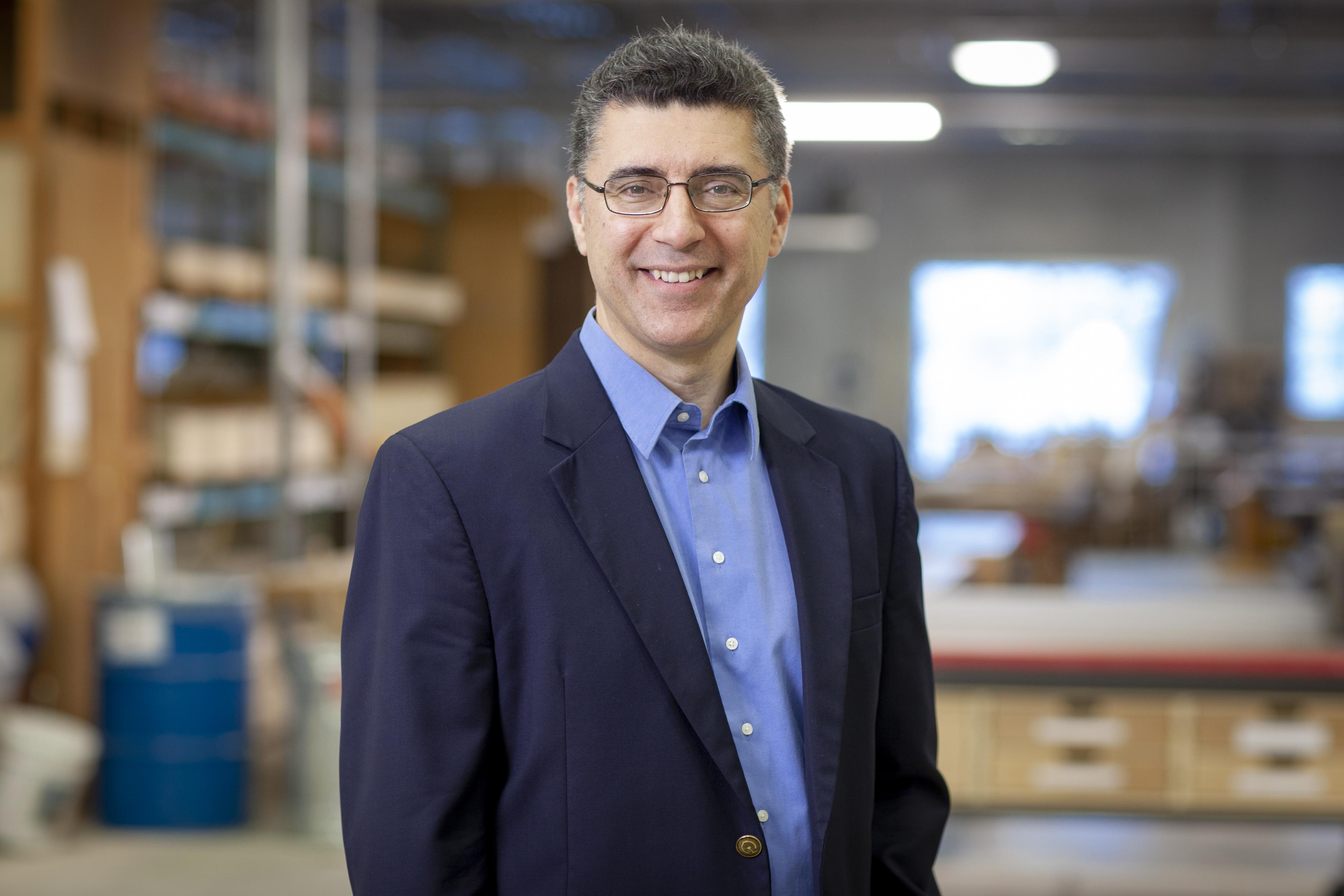 Blasko Ristic Named as President of Chicago Scenic Studios