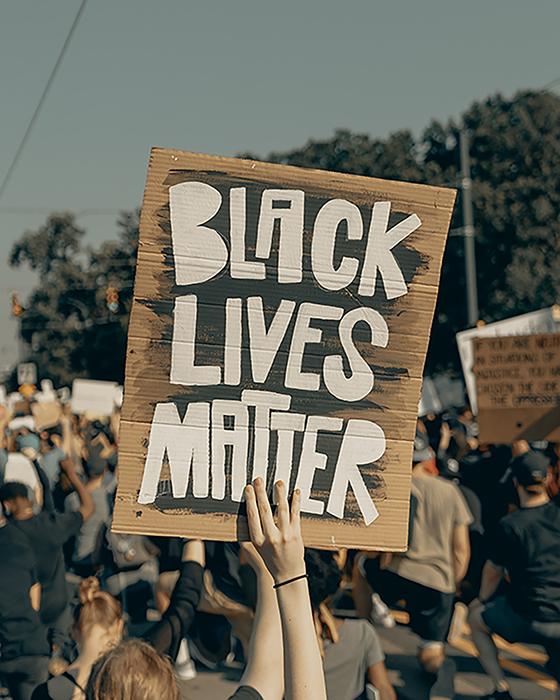 Black Lives Matter: Speaking up for Racial Justice