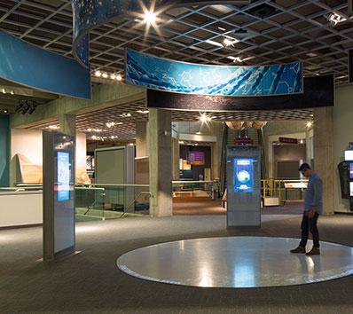 NASA Glenn Visitors Center