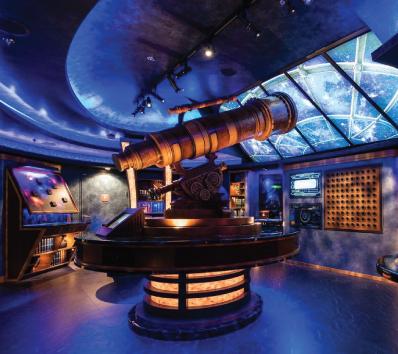 The Observatorium™ - Royal Caribbean Escape Room